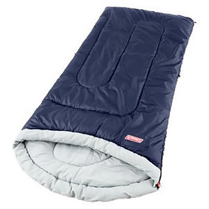 Coleman Adult Oversized Scoop Sleeping Bag