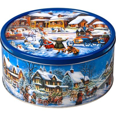 Jacobsens Danish Butter Cookies (4 pk.).  Ends: Feb 1, 2015 3:25:00 PM CST