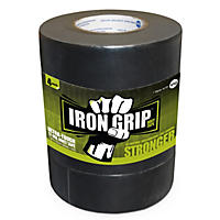 (Free Shipping) Iron Grip Duct Tape, Black (4 Pk.)