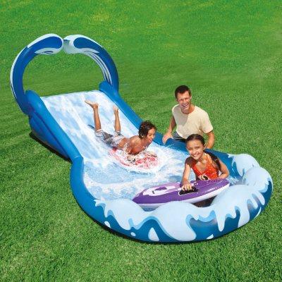 Intex Surf 'n Slide Water Play Center.  Ends: Jul 30, 2015 10:06:00 PM CDT