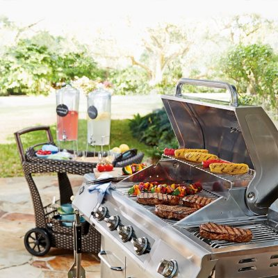 "Member's Mark 27"" 5-Burner Gas Grill.  Ends: Sep 2, 2014 10:00:00 PM CDT"