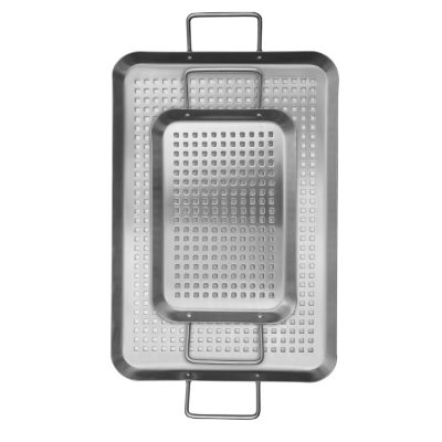 Member's Mark Stackable Grilling Trays.  Ends: Jul 7, 2015 2:00:00 AM CDT