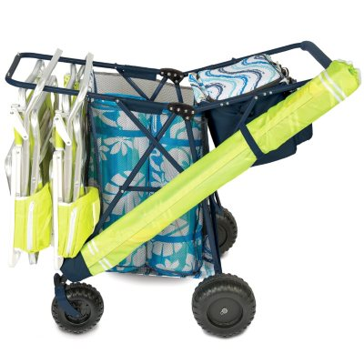 Member's Mark Multi-Purpose Utility Cart with Cooler.  Ends: Aug 1, 2015 11:55:00 AM CDT