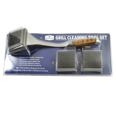 Member's Mark Grill Cleaning Tool.  Ends: Nov 28, 2015 4:00:00 PM CST