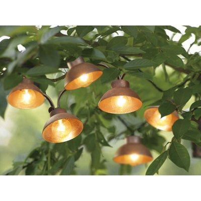 Lantern Patio Lights, 50 Count.  Ends: Jun 29, 2016 10:00:00 PM CDT