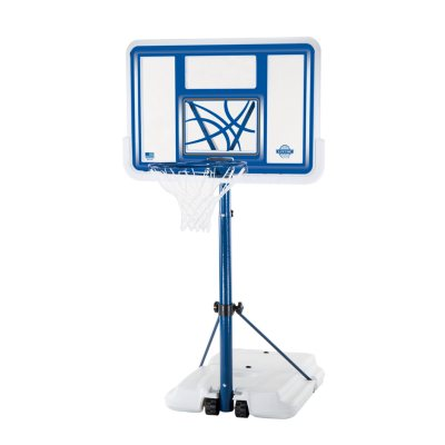 "Lifetime 44"" Acrylic Poolside Basketball System.  Ends: Aug 29, 2015 5:00:00 PM CDT"