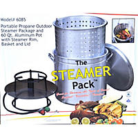 King Kooker 60qt. Aluminum Pot and Propane Outdoor Cooker