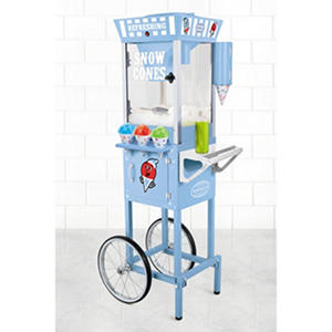 Nostalgia Electrics™ Old Fashioned SnowCone Cart