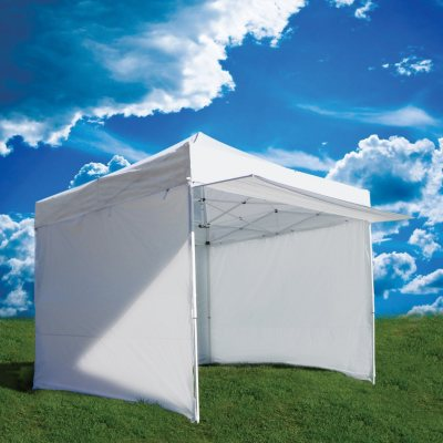 Z-Shade Commercial Grade Shelter  Canopy (10' x 10').  Ends: Aug 3, 2015 10:45:00 AM CDT