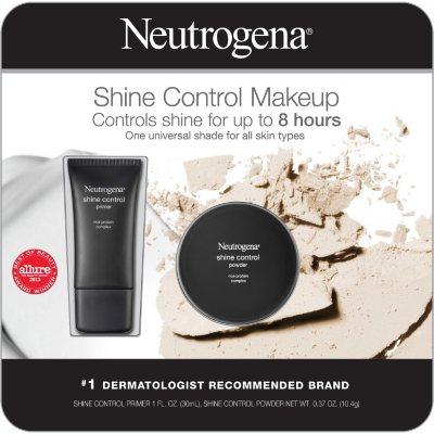 Neutrogena Shine Control Makeup, Universal Shade.  Ends: Apr 18, 2015 3:50:00 PM CDT