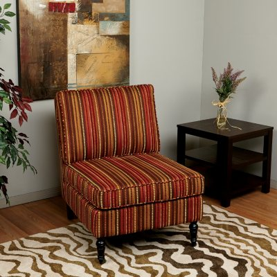Renata Accent Chair.  Ends: Jul 28, 2014 5:00:00 PM CDT