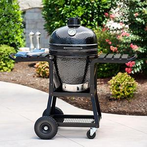 backyard classic ceramic grill auctions