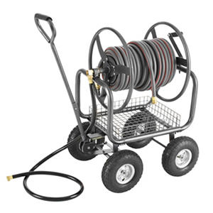 Claber R Jumbo 4 Wheel Hose Reel Cart Images Frompo