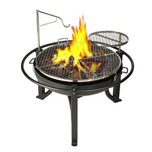 Cowboy Grills Open Pit Grill