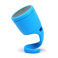 Polk Audio Boom Swimmer Waterproof Wireless Bluetooth Speaker, Blue