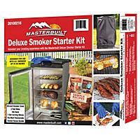 Masterbuilt Deluxe Smoker Starter Kit