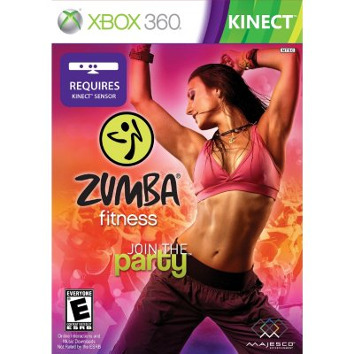 Zumba Fitness - Xbox.  Ends: Jan 29, 2015 10:10:00 PM CST