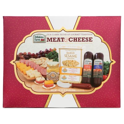 Hillshire Farms Meat & Cheese Gift Box.  Ends: Jan 29, 2015 8:45:00 PM CST