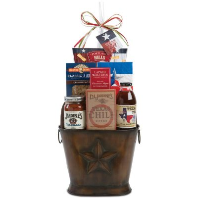 Texas Themed BBQ Gift Basket.  Ends: Apr 19, 2015 6:00:00 PM CDT