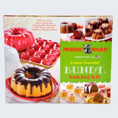 Nordic Ware® Bundt Bake Set