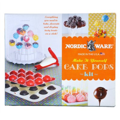 Bake Set Cake Pops Bundt/ Cake Pops.  Ends: May 25, 2013 8:55:00 AM CDT
