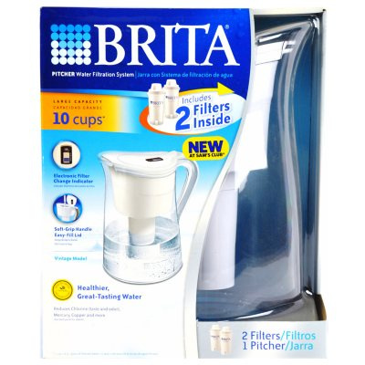 Brita Vintage Pitcher Without Nalgene Bottle.  Ends: Sep 2, 2014 7:00:00 PM CDT