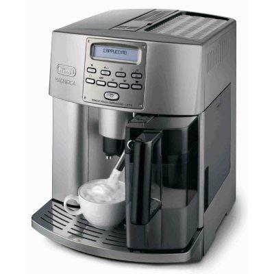De'Longhi Magnifica Digital Automatic Cappuccino, Latte, Macchiato & Espresso Machine (ESAM3500)