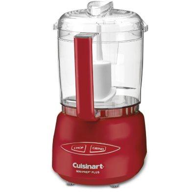 Cuisinart Mini-Prep Plus 4-Cup Processor, Red