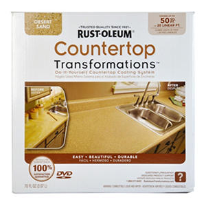 Rust Oleum Stone Effects Countertop http://www.pic2fly.com/Rust-Oleum ...