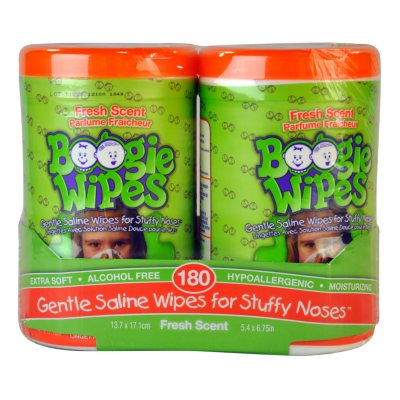 Boogie Wipes Fresh.  Ends: Apr 23, 2014 8:00:00 PM CDT