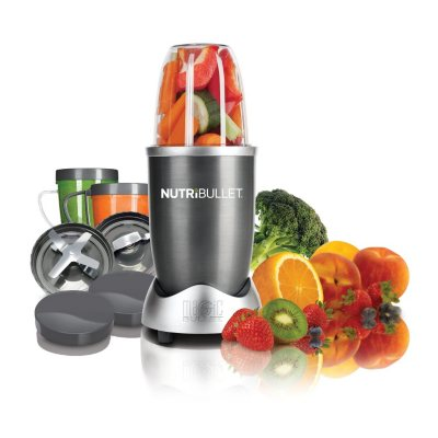 NutriBullet Nutrition Extraction System, Black
