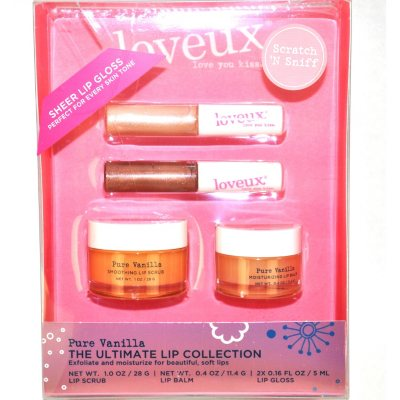 Loveux Ultimate Lip.  Ends: Jul 7, 2015 10:35:00 PM CDT