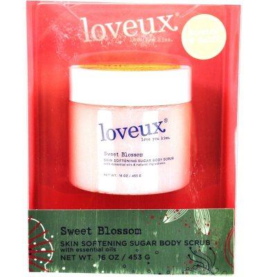 Loveux Skin Softening Moisturizing Formula, Sweet Blossom.  Ends: Jul 30, 2015 6:15:00 PM CDT