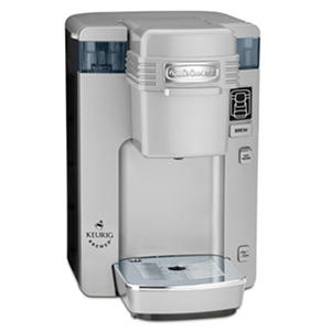 Cuisinart Single Serve Compact Coffee Maker Grey