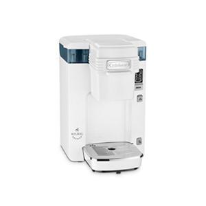 Cuisinart Single Serve Compact Coffee Maker White