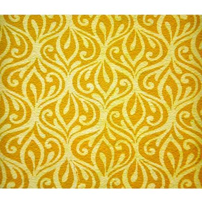 Sorrento Area Ruge in Mirabel, Ivory & Gold (5' x 7')