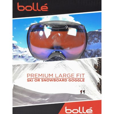 Bolle Goggle With Storm Lens, Large.  Ends: Apr 29, 2016 5:00:00 PM CDT