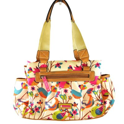 Lily Bloom Hobo/Satchel, Birds.  Ends: May 27, 2015 4:15:00 PM CDT