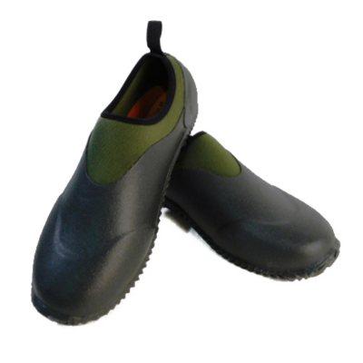 Habit Mack Black All-Weather Mud Shoes, Size 9.  Ends: Jul 27, 2016 2:10:00 PM CDT