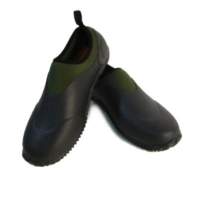 Habit Mack Black All-Weather Mud Shoes, Size 11.  Ends: Jul 27, 2016 2:10:00 PM CDT