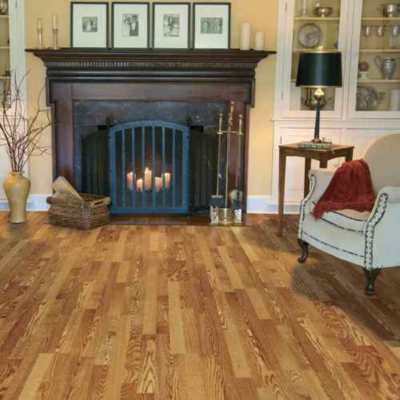 Traditional Living Golden Amber Oak Premium Laminate Flooring.  Ends: Jan 31, 2015 1:35:00 AM CST