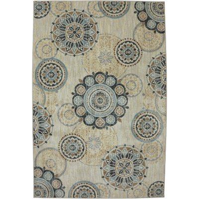Karastan Rug Euphoria Collection, 8x10 Carron/Sand Stone.  Ends: Apr 27, 2015 6:00:00 AM CDT