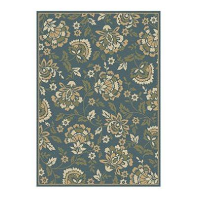 Sorrento Rug Bess Floral Blue 8x10