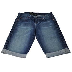 Calvin Klein Denim Bermuda Shorts Highway Size 30