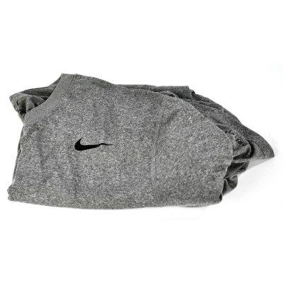 Nike Legend Short Sleeved Tee, Grey (XL).  Ends: Sep 19, 2014 1:35:00 PM CDT