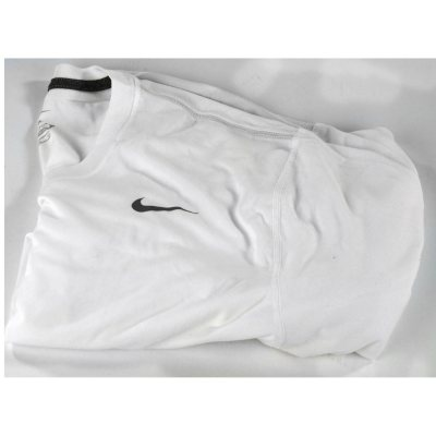 Nike Legend Short Sleeved Tee, White (Large).  Ends: Sep 22, 2014 9:20:00 PM CDT