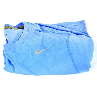 Nike Legend Short Sleeved Tee, Blue (Medium).  Ends: Sep 18, 2014 4:55:00 PM CDT