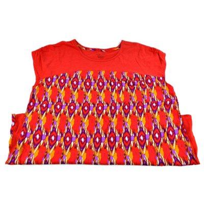 RXB Woven Print Tee Shirt, Mystical Diamond (Small).  Ends: Oct 1, 2014 11:25:00 AM CDT