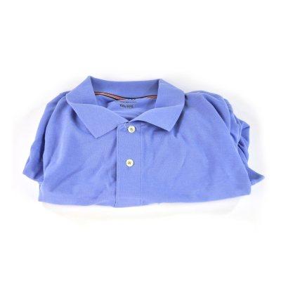 Izod 100% Pima Cotton Polo, Medium Blue (XL).  Ends: Sep 30, 2014 3:30:00 PM CDT