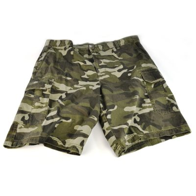 Izod Cargo Shorts, Cante Camo (Size 38).  Ends: Oct 1, 2014 10:35:00 PM EDT